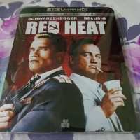 Red Heat 4k uhd bluray