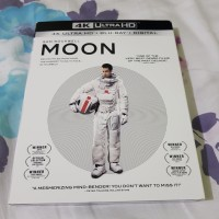Moon 4k uhd bluray