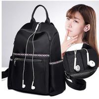 Tas Ransel Wanita / Tas Punggung Cewek Impor Korea Fashion Ori Z2109