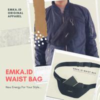 Tas pinggang / waist bag EmkaID