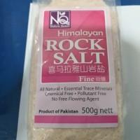 garam himalaya halus 500gr himalayan pink salt untuk diet keto