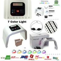 PDT LIGHT MASKER LED OMEGA LIGHT AQUA LIGHT 4warna dan 7 warna