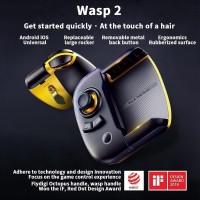 Flydigi wasp 2 Joystick Game Controller Bluetooth untuk Tablet Android