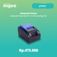 Bluetooth Printer 58