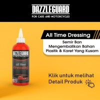 All Time Dressing - Semir Ban Spakbor Karet Plastik Trim