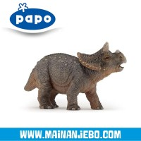 PAPO Dinosaurus - Young Triceratops 55036