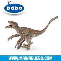 PAPO Dinosaurus - Feathered Velociraptor 55055