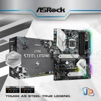 Motherboard ASROCK Z390 Steel Legend (LGA1151, Z390, DDR4, USB3.2)