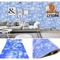 Sparkling Motif 45cmx10m Wallpaper Sticker Dinding - Wallpaper Stiker