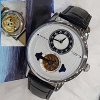 Jam Tangan Montblanc Leather Automatic for men