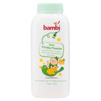Original Bambi Baby Prickly Powder 100gr Bedak Gatal / Biang Keringat