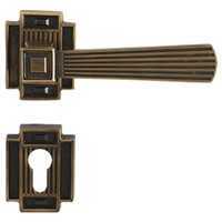 Handle Pintu Roses Paloma HRP501PYRAMID ZZ GB