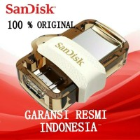Sandisk OTG Ultra Dual Drive 64GB USB 3.0 Up 150 MB/s
