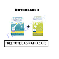 Natracare 3 - Ultra Long Pad Wings + Panty Liners Long