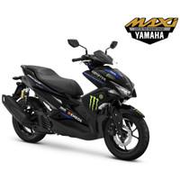 YAMAHA AEROX R GP MONSTER 2019/2020 (HARGA MEDAN)