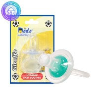 Empeng Dot Bayi Dodo Soother SA3 Full Silicone LSR