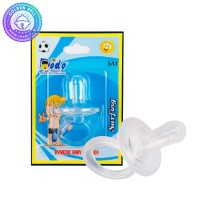 Empeng Dot Bayi Dodo Soother SA1 Full Silicone LSR