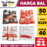 GK05 [BAL isi 200 bks] Uk. 21 x 40 x 0125 Merah Merk Bola Api