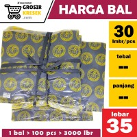 GK59 [BAL isi 125 bks] Uk. 28 x - x +-015 Warna Warni Merk Mega