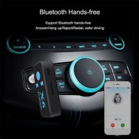 CAR BLUETOOTH X6 RECEIVER AUDIO MUSIC WIRELESS MULTIMEDIA TF Micro Sd