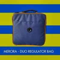 Merora Regulator Bag - blue & yellow