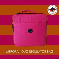 Merora Regulator bag - pink orange