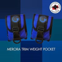Merora trim weight pocket - blue