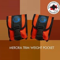 Merora trim weight pocket - orange