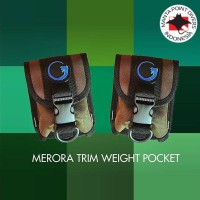 Merora trim weight pocket - army green