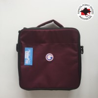 Merora Regulator Bag - army maroon