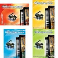 Premier Piano Course Lesson Book 1A, 1B, 2A, 2B, 3, 4, 5, 6 Alfred