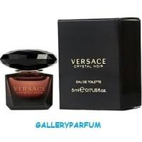 Versace Crystal Noir For Women EDT 5ml (Miniature)