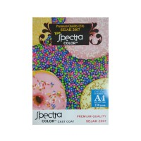 SPECTRA Glossy Photo Paper A4 230gsm - BELAKANG POLOS