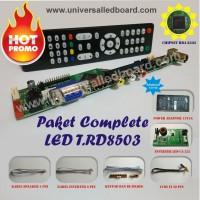 Universal led board Paket Complete LED Panel