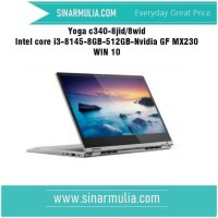 lenovo Intel core i3-8145 - 8GB - 512GB - Nvidia GF MX230 - WIN 10