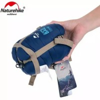 NatureHike Sleeping Bag Dewasa Bahan Katun Ultra Ringan 3 Musim