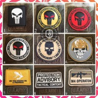 GROSIR PATCH TACTICAL VELCRO RUBBER BEST QUALITY