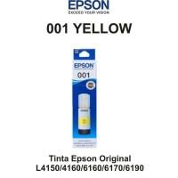 Tinta Epson 001 Yellow Untuk Epson L4150 L4160 L6160 L6170 L6190