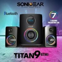 Speaker Sonicgear Titan 9 BTMI