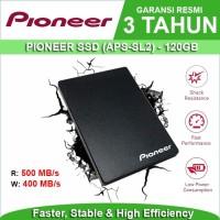 "SSD Pioneer 120GB 2,5"" Sata 3 Garansi Resmi"