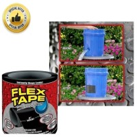 Flex Tape -Isolasi Ajaib Super Kuat Rubberized Water Proof