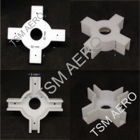 3d plane F3P motor mounting for 5mm polyfoam depron
