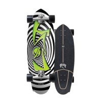 "LOST CARVER CX RAW 30.5"" MAYSYM SURFSKATE"
