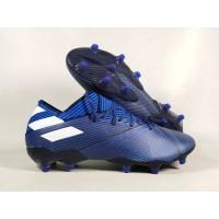 Sepatu Bola Nemeziz 19.1 Blue White FG Replika Impor