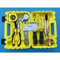 Toolset Toolkit Toolbox Tool Set Tool Kit Tool Box 8pcs BOSI TOOLS