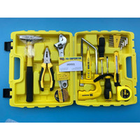 Toolset Toolkit Toolbox Tool Set Tool Kit Tool Box 18pcs BOSI TOOLS