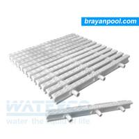 Waterco Flush Deck Gratting
