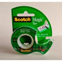 3M Scotch Magic Tape 1/2 In x 450 In (12.5 YD)