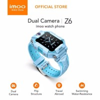 Imoo Watch Phone Z6 Frozen II - Front and Rear Camera - Flip New Visio