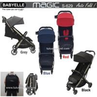 Babyelle Magic S629 Baby Elle Stroller Travel Bayi